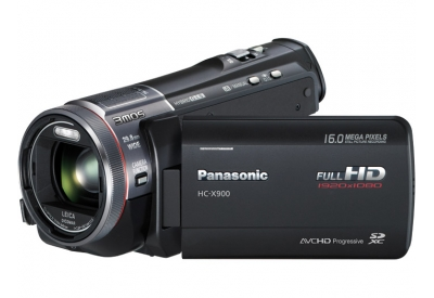 Panasonic - HC-X900K - Camcorders & Action Cameras