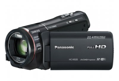Panasonic - HC-X920K - Camcorders & Action Cameras