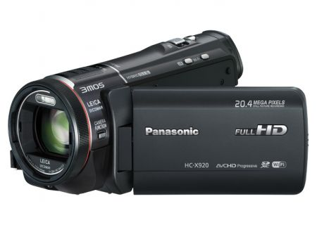 Panasonic - HC-X920K - Camcorders & Action Cameras
