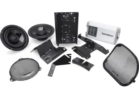 Rockford Fosgate - HD14-TKIT - Car Speaker Accessories