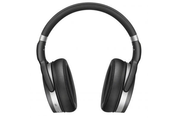 Large image of Sennheiser HD 4.50 BTNC Black Over-Ear Wireless Headphones - 506783