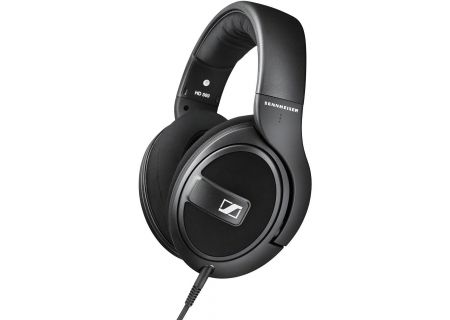 Sennheiser HD 5 Series Black Around-Ear Headphones - 506829