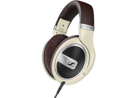 Sennheiser HD 5 Series Ivory Around-Ear Headphones - 506831
