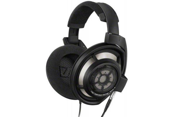 Large image of Sennheiser Black HD 800 S High Resolution Headphones - 506911