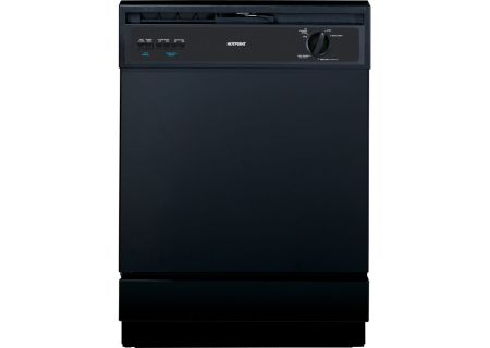 GE - HDA3600VBB - Dishwashers