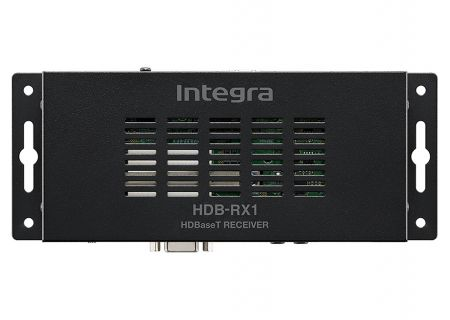 Integra Black 4K HDBaseT Receiver - HD-BRX1