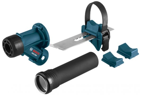 Large image of Bosch Tools SDS-Max / Spline Chiseling Dust Collection Attachment - HDC300