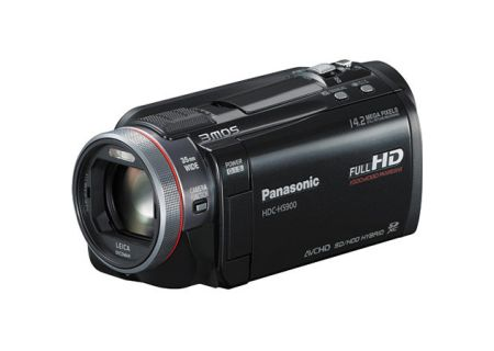 Panasonic - HDC-HS900K - Camcorders & Action Cameras