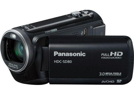 Panasonic - HDC-SD80K - Camcorders & Action Cameras