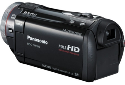 Panasonic - HDC-TM900K - Camcorders & Action Cameras