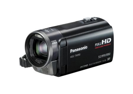 Panasonic - HDC-TM90K - Camcorders & Action Cameras