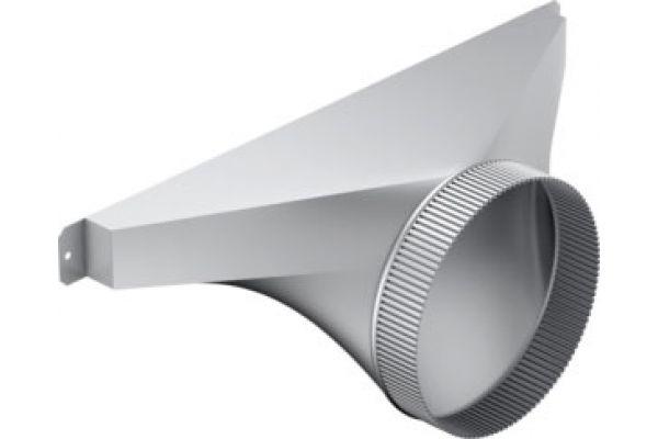 """Large image of Bosch 8"""" Side/ Rear Transition For Downdrafts - HDDSTRAN8"""