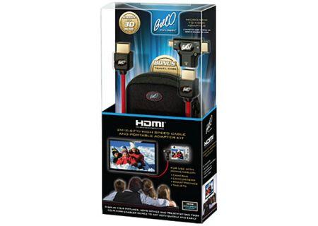 Bell O - HDK2631 - HDMI Cables