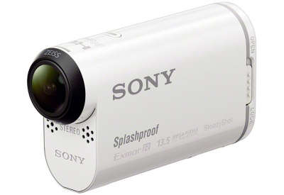 Sony - HDRAS100V/W - Camcorders & Action Cameras