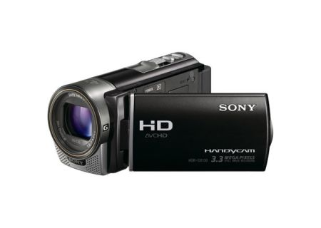 Sony - HDR-CX130/B - Camcorders & Action Cameras
