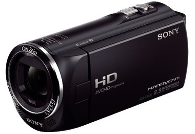 Sony - HDRCX220/B - Camcorders & Action Cameras