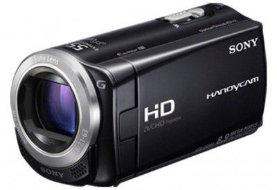 Sony - HDR-CX260V/B - Camcorders