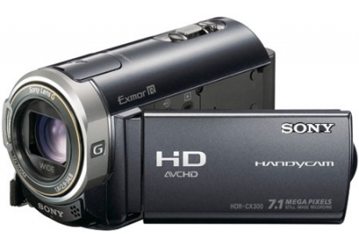 Sony - HD-RCX300 - Camcorders