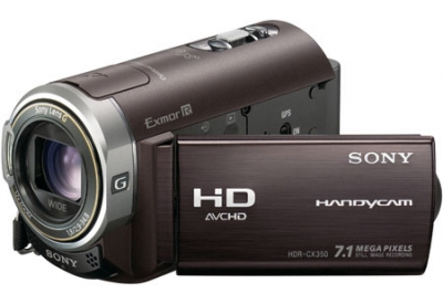 Sony - HDR-CX350V - Camcorders