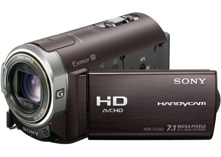 Sony - HDR-CX350V - Camcorders & Action Cameras