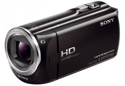 Sony - HDR-CX380/B - Camcorders