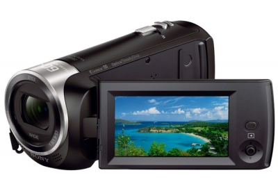 Sony - HDRCX405/B - Camcorders & Action Cameras