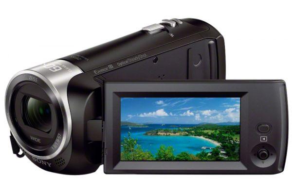 Sony Black Full HD 60p Camcorder  - HDRCX405/B
