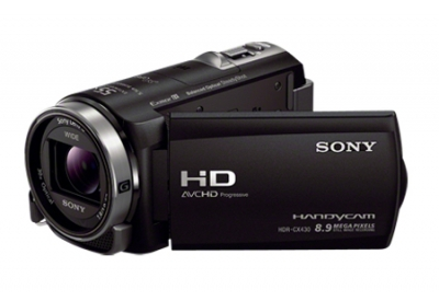 Sony - HDR-CX430V - Camcorders