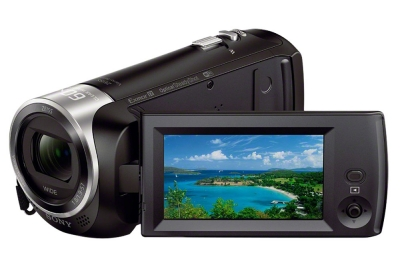 Sony - HDRCX440/B - Camcorders & Action Cameras