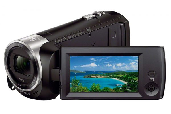 Sony Black Full HD 60p Camcorder - HDRCX440/B