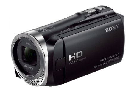 Sony Black Full HD 8GB Handycam Camcorder  - HDRCX455/B