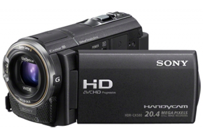 Sony - HDR-CX580V - Camcorders