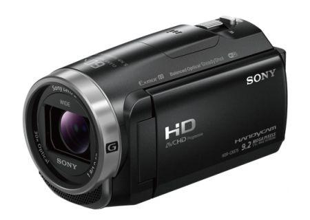 Sony Black Full HD Handycam Camcorder  - HDR-CX675