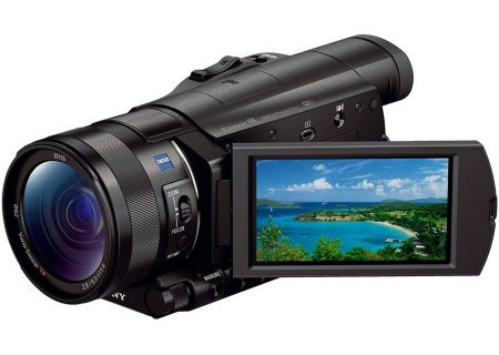 Sony - HDR-CX900/B - Camcorders & Action Cameras