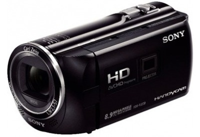 Sony - HDR-PJ230/B - Camcorders