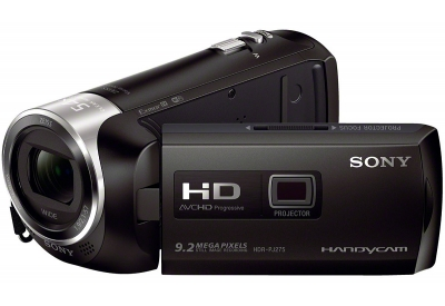 Sony - HDR-PJ275/B - Camcorders