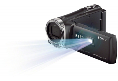 Sony - HDR-PJ340/B - Camcorders