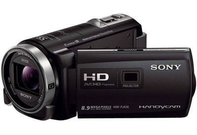 Sony - HDR-PJ430V - Camcorders