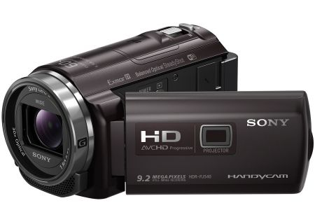 Sony - HDR-PJ540/B - Camcorders & Action Cameras