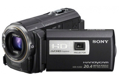Sony - HDR-PJ580V - Camcorders