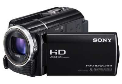 Sony - HDR-XR260V - Camcorders