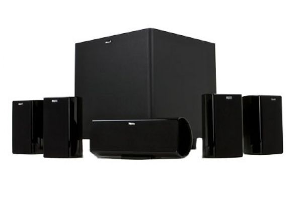 Large image of Klipsch HD Theater 600 Home Theater System  - 1014739