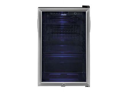 Haier - HEBF100BXS - Wine Refrigerators and Beverage Centers