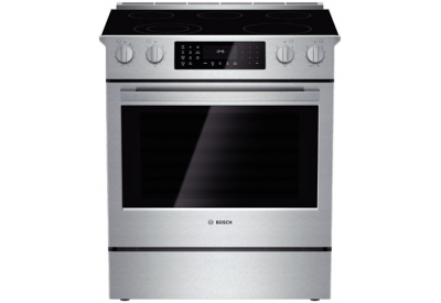 Bosch - HEI8054SS - Slide-In Electric Ranges