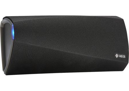 Denon HEOS 3 HS2 Black Wireless Multi-Room Sound System - HEOS3HS2