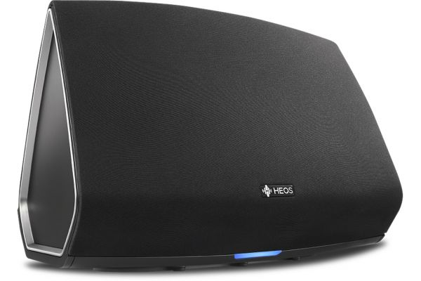 Large image of Denon HEOS 5 HS2 Black Wireless Multi-Room Sound System - HEOS5HS2BK