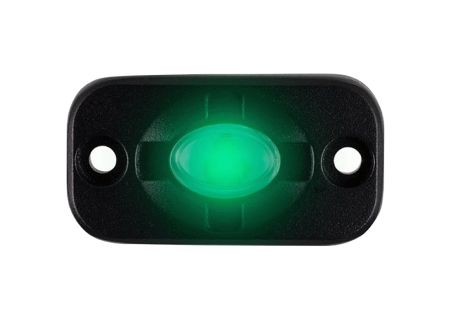 Metra Green Auxiliary Lighting Pod - HE-TL1G