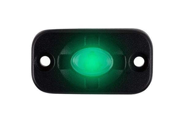 Metra Green Auxiliary Lighting Pod - HE-TL1G