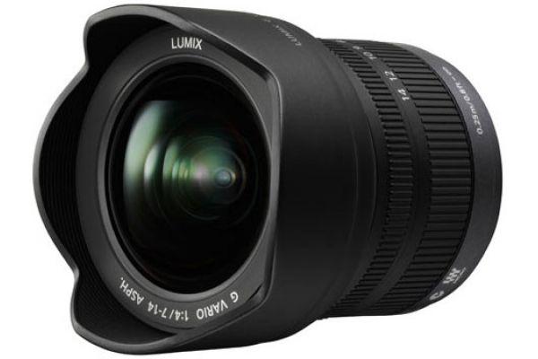 Large image of Panasonic Lumix G VARIO 7-14mm F4.0 ASPH. Lens - H-F007014