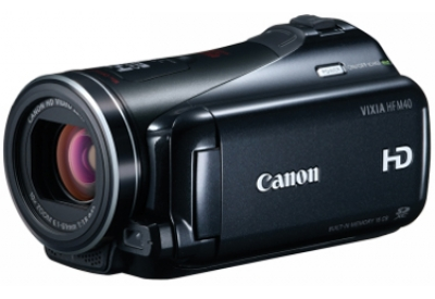 Canon - HF M40 - Camcorders